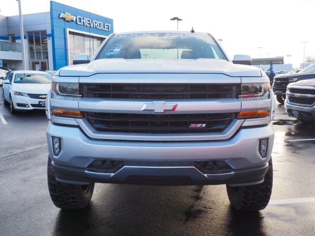 2018 Silverado 1500 Crew Cab 4x4, Pickup #180520 - photo 10
