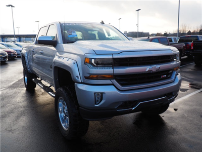 2018 Silverado 1500 Crew Cab 4x4, Pickup #180520 - photo 3