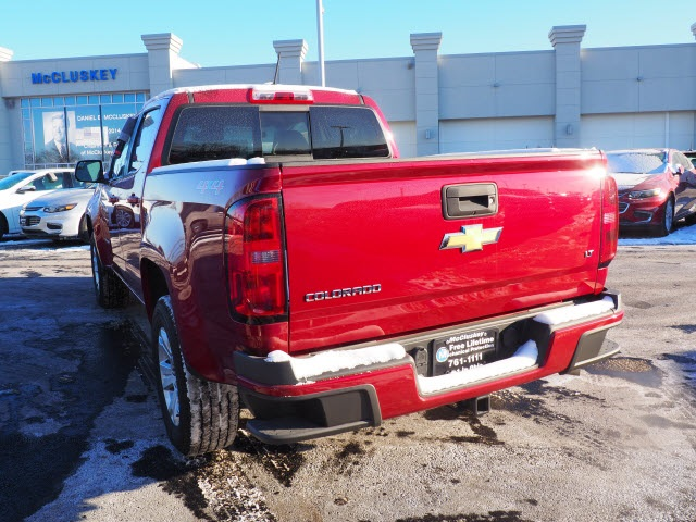 2018 Colorado Crew Cab 4x4 Pickup #180590 - photo 6