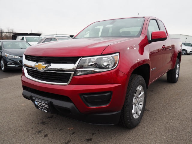 2018 Colorado Extended Cab 4x4 Pickup #180734 - photo 3