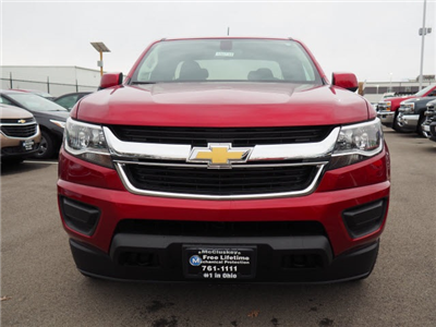 2018 Colorado Extended Cab 4x4 Pickup #180734 - photo 10