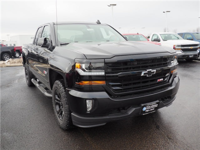 2018 Silverado 1500 Extended Cab 4x4 Pickup #180888 - photo 3