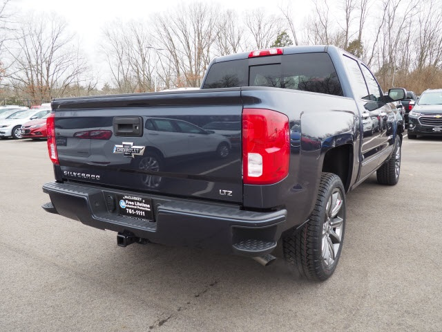 2018 Silverado 1500 Crew Cab 4x4, Pickup #181137 - photo 5