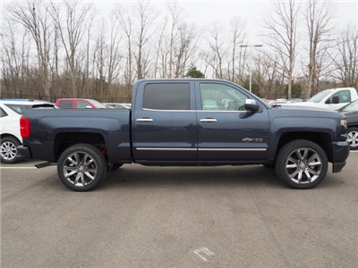 2018 Silverado 1500 Crew Cab 4x4, Pickup #181137 - photo 4