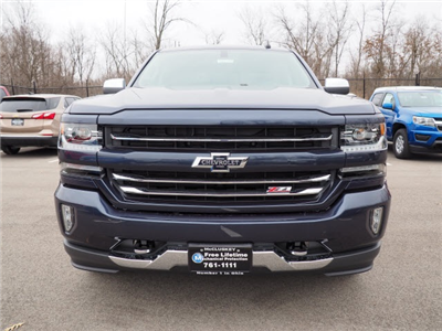 2018 Silverado 1500 Crew Cab 4x4, Pickup #181137 - photo 8