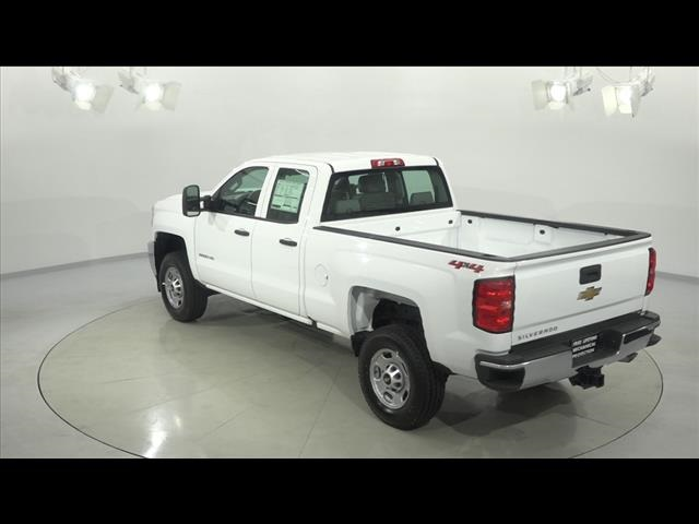 2018 Silverado 2500 Double Cab 4x4, Pickup #181217 - photo 2