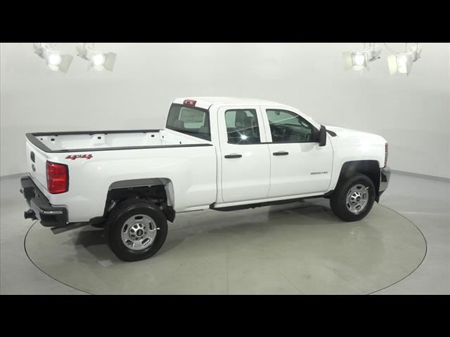 2018 Silverado 2500 Double Cab 4x4, Pickup #181217 - photo 15