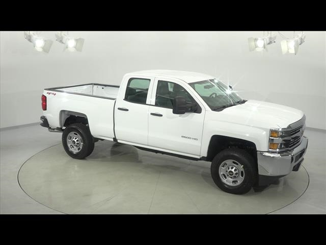2018 Silverado 2500 Double Cab 4x4, Pickup #181217 - photo 18