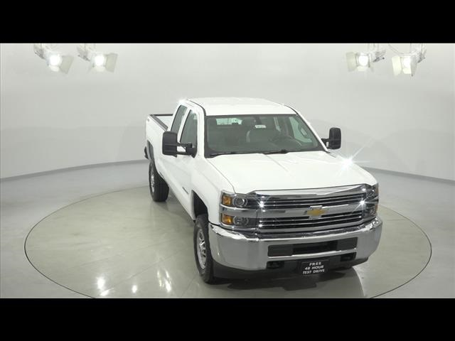 2018 Silverado 2500 Double Cab 4x4, Pickup #181217 - photo 4