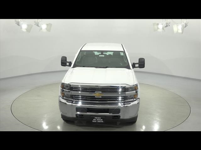 2018 Silverado 2500 Double Cab 4x4, Pickup #181217 - photo 5