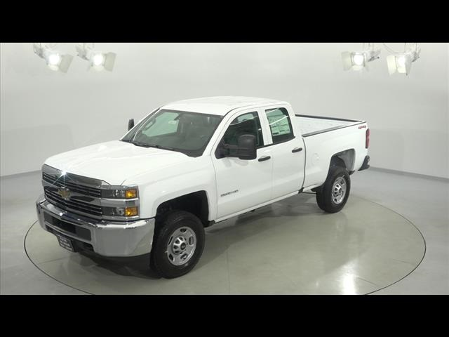2018 Silverado 2500 Double Cab 4x4, Pickup #181217 - photo 1