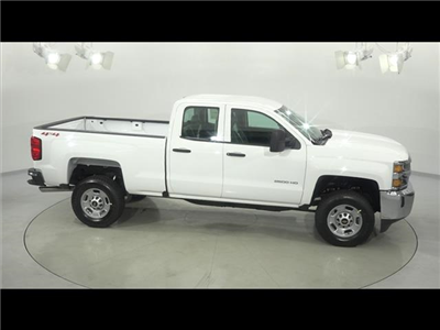 2018 Silverado 2500 Double Cab 4x4, Pickup #181217 - photo 17