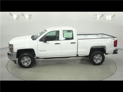 2018 Silverado 2500 Double Cab 4x4, Pickup #181217 - photo 8