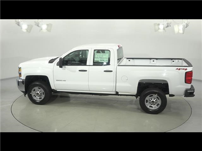 2018 Silverado 2500 Double Cab 4x4, Pickup #181217 - photo 9