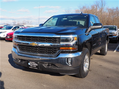2018 Silverado 1500 Double Cab 4x4, Pickup #181220 - photo 1