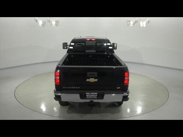 2018 Silverado 3500 Crew Cab 4x4, Pickup #181276 - photo 12