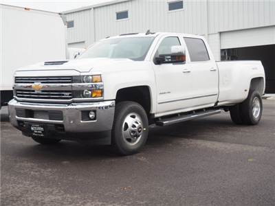 2018 Silverado 3500 Crew Cab 4x4, Pickup #181320 - photo 1