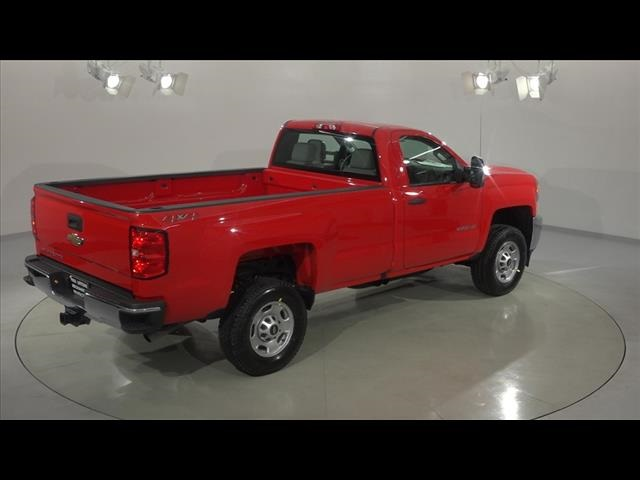 2018 Silverado 2500 Regular Cab 4x4, Pickup #181324 - photo 14