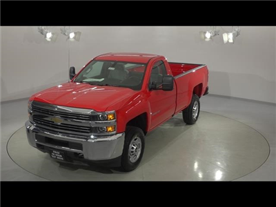 2018 Silverado 2500 Regular Cab 4x4, Pickup #181324 - photo 1