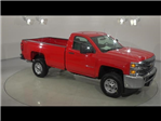 2018 Silverado 2500 Regular Cab 4x4, Pickup #181324 - photo 18