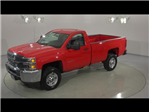 2018 Silverado 2500 Regular Cab 4x4, Pickup #181324 - photo 6