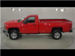 2018 Silverado 2500 Regular Cab 4x4, Pickup #181324 - photo 8