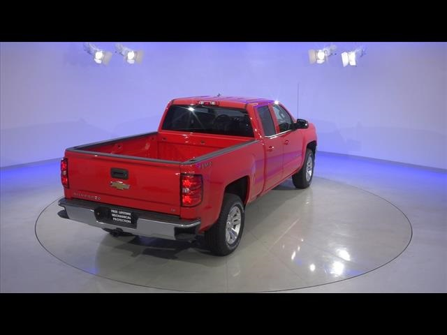 2018 Silverado 1500 Double Cab 4x4,  Pickup #181325 - photo 13