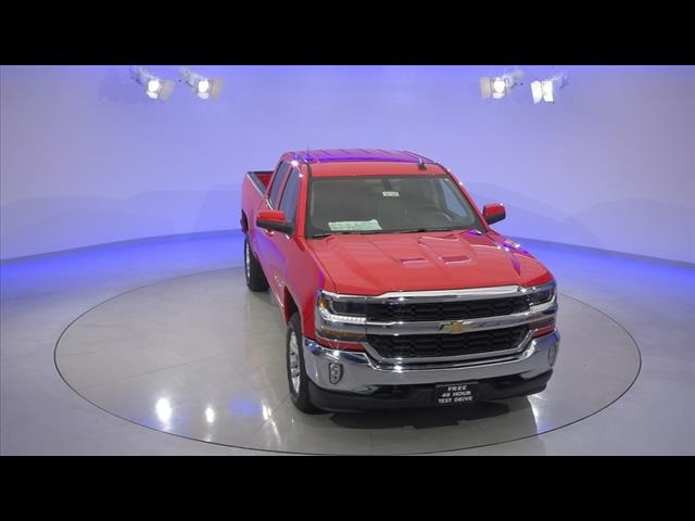 2018 Silverado 1500 Double Cab 4x4,  Pickup #181325 - photo 4
