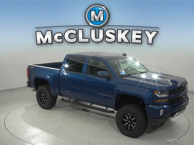 2018 Silverado 1500 Crew Cab 4x4,  Pickup #181489 - photo 18