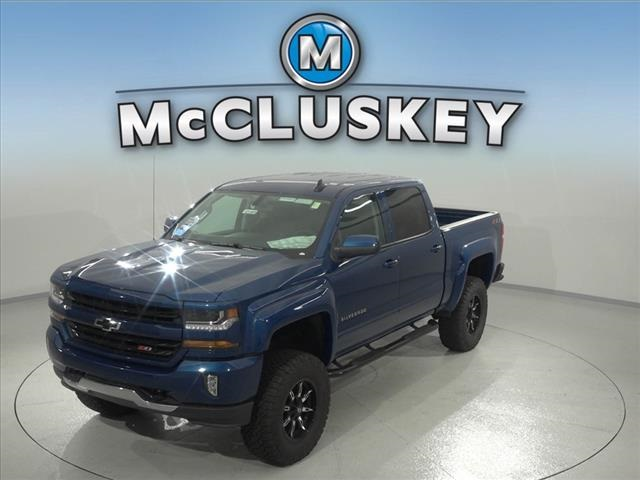 2018 Silverado 1500 Crew Cab 4x4,  Pickup #181489 - photo 1