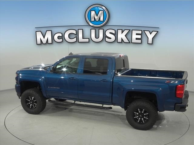 2018 Silverado 1500 Crew Cab 4x4,  Pickup #181489 - photo 9