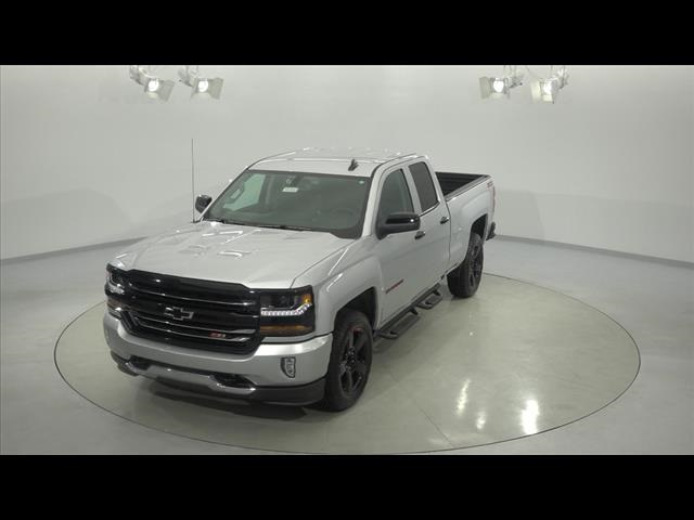 2018 Silverado 1500 Double Cab 4x4,  Pickup #181532 - photo 1