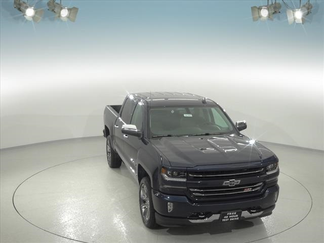 2018 Silverado 1500 Crew Cab 4x4,  Pickup #181603 - photo 4