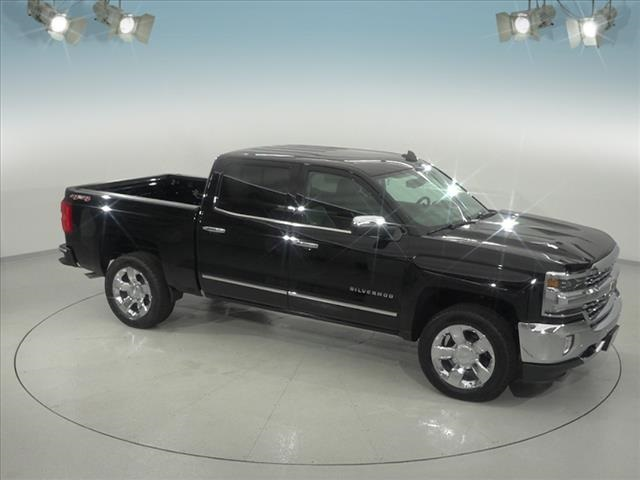 2018 Silverado 1500 Crew Cab 4x4, Pickup #181618 - photo 18