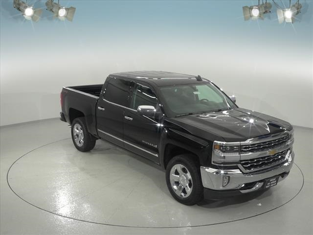 2018 Silverado 1500 Crew Cab 4x4, Pickup #181618 - photo 3