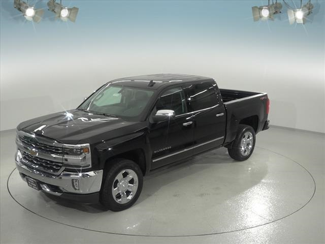 2018 Silverado 1500 Crew Cab 4x4, Pickup #181618 - photo 1