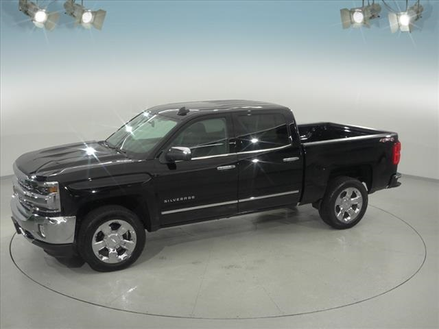2018 Silverado 1500 Crew Cab 4x4, Pickup #181618 - photo 7
