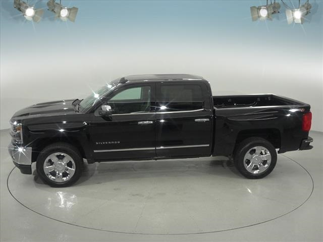 2018 Silverado 1500 Crew Cab 4x4, Pickup #181618 - photo 8