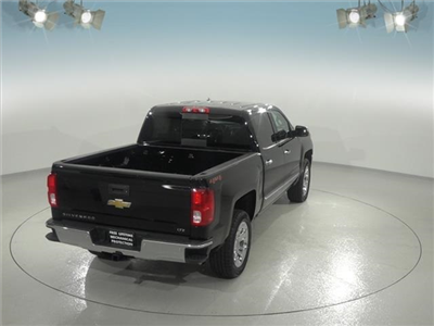 2018 Silverado 1500 Crew Cab 4x4, Pickup #181618 - photo 13