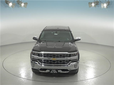 2018 Silverado 1500 Crew Cab 4x4, Pickup #181618 - photo 5