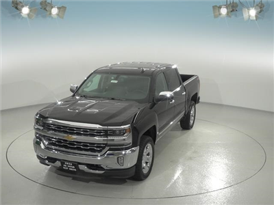 2018 Silverado 1500 Crew Cab 4x4, Pickup #181618 - photo 6