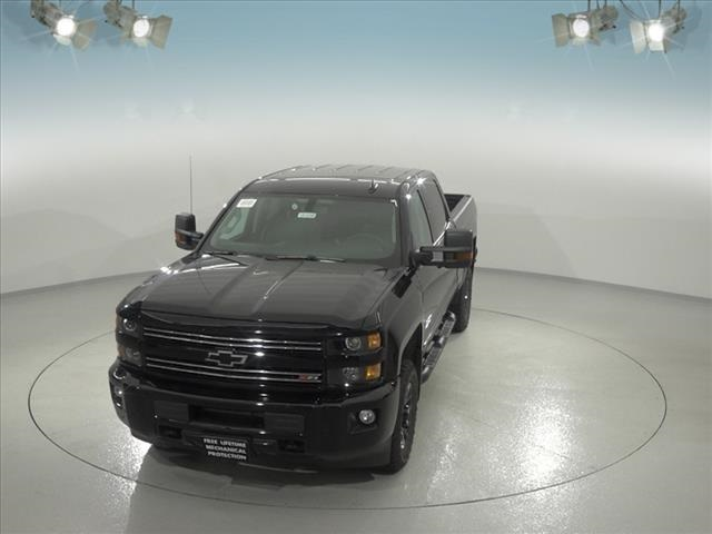 2018 Silverado 2500 Crew Cab 4x4, Pickup #181658 - photo 5