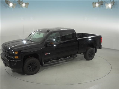 2018 Silverado 2500 Crew Cab 4x4, Pickup #181658 - photo 1