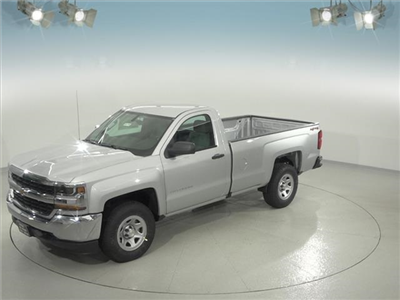 2018 Silverado 1500 Regular Cab 4x4,  Pickup #181795 - photo 1
