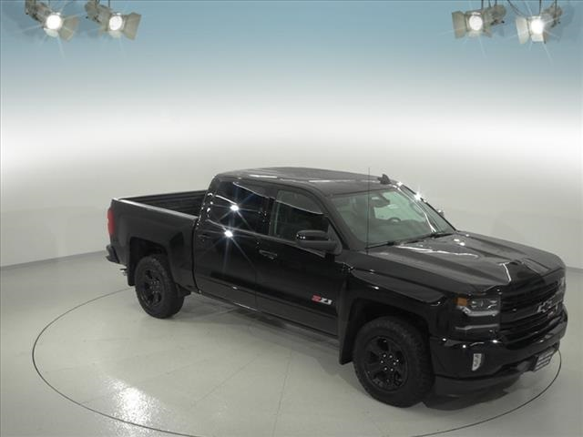 2018 Silverado 1500 Crew Cab 4x4, Pickup #181816 - photo 3