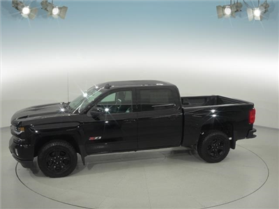 2018 Silverado 1500 Crew Cab 4x4, Pickup #181816 - photo 8