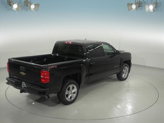 2018 Silverado 1500 Crew Cab 4x4, Pickup #181822 - photo 4