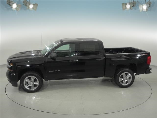 2018 Silverado 1500 Crew Cab 4x4, Pickup #181822 - photo 9