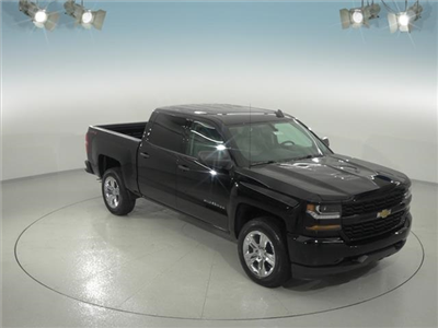 2018 Silverado 1500 Crew Cab 4x4, Pickup #181822 - photo 3