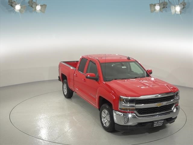 2018 Silverado 1500 Double Cab 4x4,  Pickup #181826 - photo 4